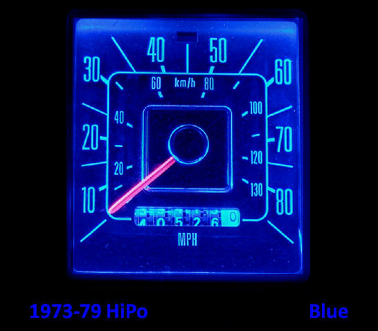 1961 79 Ford Truck Bronco Led Gauge Light Conversion Kits Hipo Parts Garage